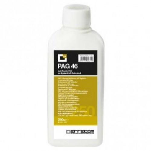 Синтетическое масло компрессорное  PAG 46 для автокондиционеров с R134a 250 мл OL6001.Q.P2 Errecom