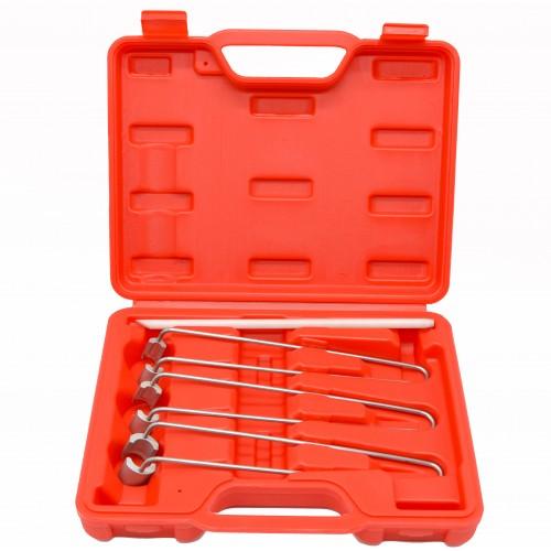 Набор инструмента для извлечения и установки сухарей клапанов 3 пр. 903G1 FORCE