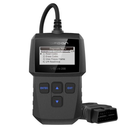 Диагностический OBD2 сканер TOPDON ArtLink 200