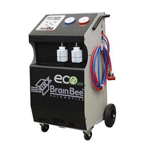 Станция для обслуживания автомобильных кондиционеров с новым хладагентом R1234yf CLIMA 6000 ECO 1234 Brain Bee