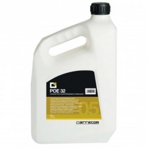 Синтетическое масло для кондиционеров и холодильных систем Errecom POE 32  5 л, OL6012.P.P2