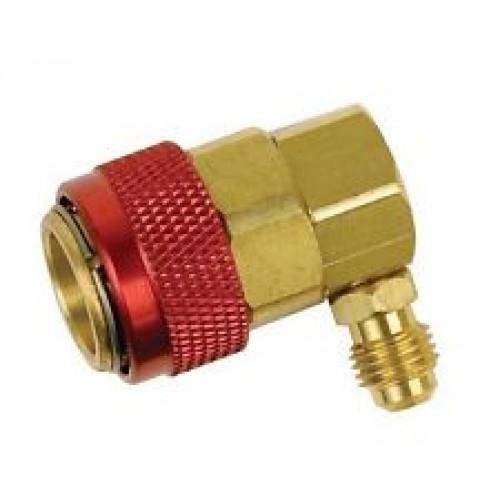 Быстросъемная муфта высокого давления без вентиля R134A MASTERCOOL MC  -  66434 - R