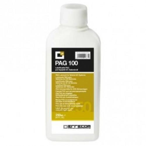 Синтетическое масло компрессорное 250мл.  PAG 100 для автокондиционеров с R134a (OL6003.Q.P2) Errecom