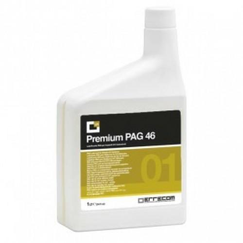 Синтетическое масло компрессорное 1л.  PAG 46 для автокондиционеров с R134a (OL6001.K.P2) Errecom