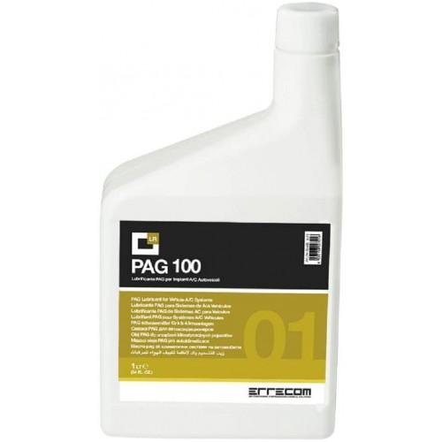 Синтетическое масло компрессорное  для кондиционеров гибридных и электрических авто 500 мл.  Errecom POE 100  OL6033.M.P2