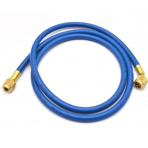 Гибкий шланг для обслуживания кондиционеров R134A, R22, R407C 1,5 м (Синий) MASTERCOOL MC  -  41601