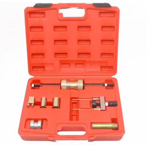 Набор инструмента для снятия форсунок VW/Audi 1.4/1.9/2.0/2.5/2.7/2.8/3.0/4.2 TDI