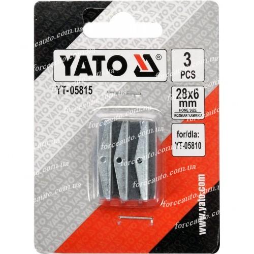 Сменные камни для хонинговального станка (YT-05810) YT-05815 YATO