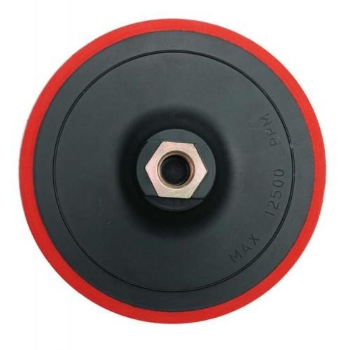 Диск для угловой шлифовальной машины 125 мм на липучке VOREL 08318