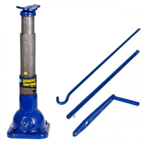 Домкрат бутылочный механический 2 тон. 195-405мм ДМ-4502Т/ST-108А