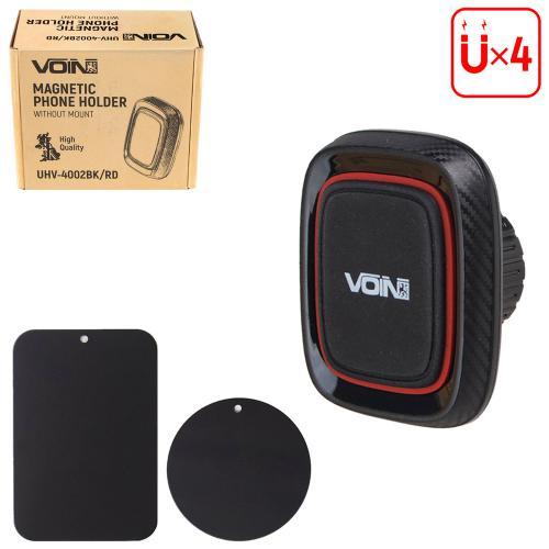 Держатель мобильного телефона VOIN UHV-4002BK/RD магнитный, без кронштейна (UHV-4002BK/RD)