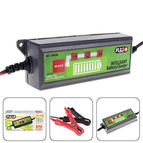 Зарядное устр-во PULSO BC-10638 12V/4.0A/1.2-120AHR/LCD/Импульсное (BC-10638)