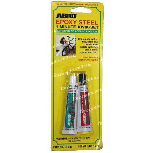 ABRO Эпоксидная смола 2компон(M) ES 508 (14,2гр) (ES-508)