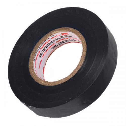 Изолента  черная 3М (19мм*18м*0,13мм) 3М9256