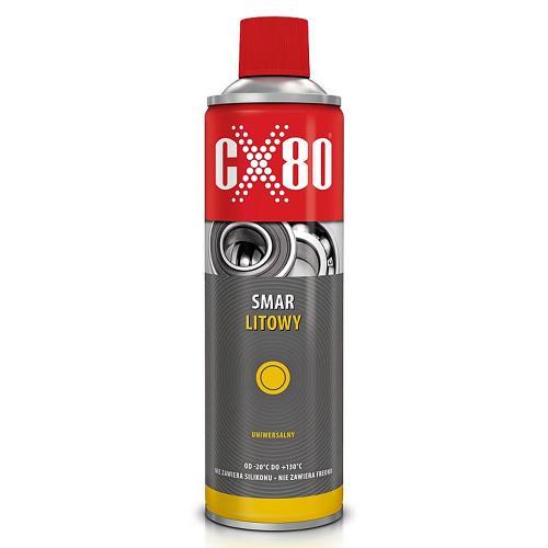 Смазка CX-80 / литиевая 500ml - спрей (CX-80 / SL500ml)