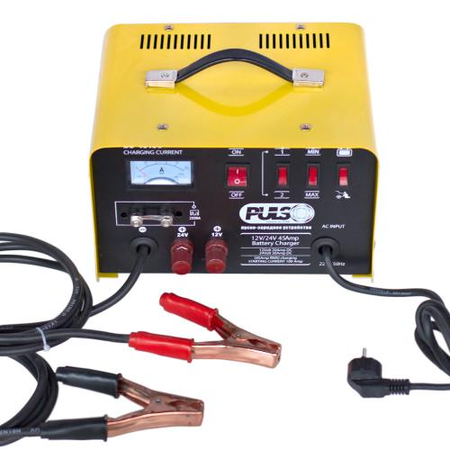 Пуско-зарядное устр-во PULSO BC-40155 12-24V/45A/Start-100A/20-300AHR/стрел.индик. (BC-40155)