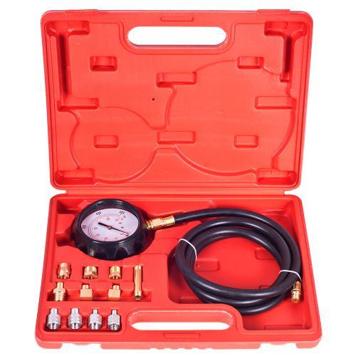 Тестер Alloid для измерения давления масла в двигателе и АКПП, 12 предм. (Т-5041)
