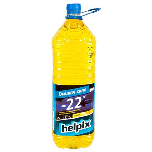Омыватель стекол зимний HELPIX 2Л
