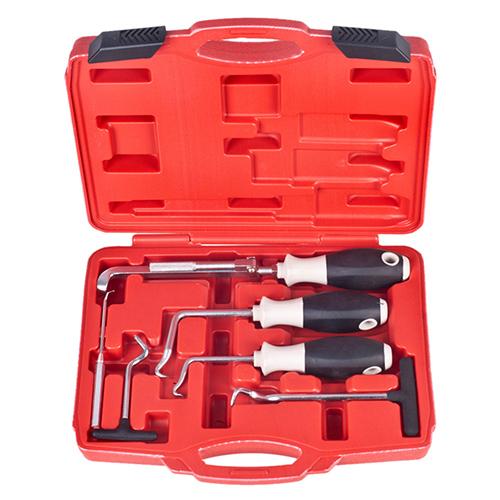 Набор для снятия и установки сальников и резинок 6 предм. Alloid  (НУ-1023)