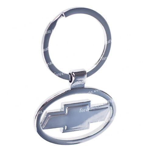 Брелок металлический дешевый CHEVROLET (CN) (Металл деш. CHV)