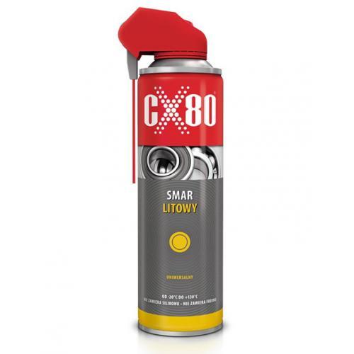 Смазка CX-80 / литиевая 500ml