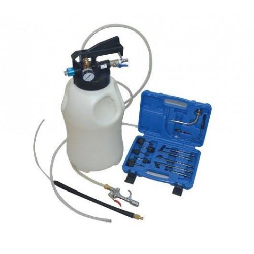 Пневмо дозатор жидкостей 10 л / КПП, АКПП SATRA S-X10PLD