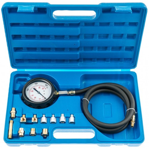 Набор для проверки давления моторного масла и КПП (универсал.) SATRA S-AT24PT