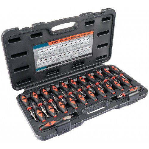 Набор инструмента для авто электриков 23 предмета ASTA A-518B