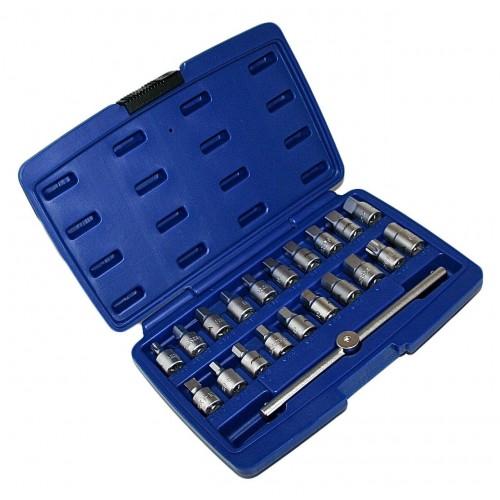 Комлект для маслянных сливных пробок 21пр. ASTA A-GE2405N21
