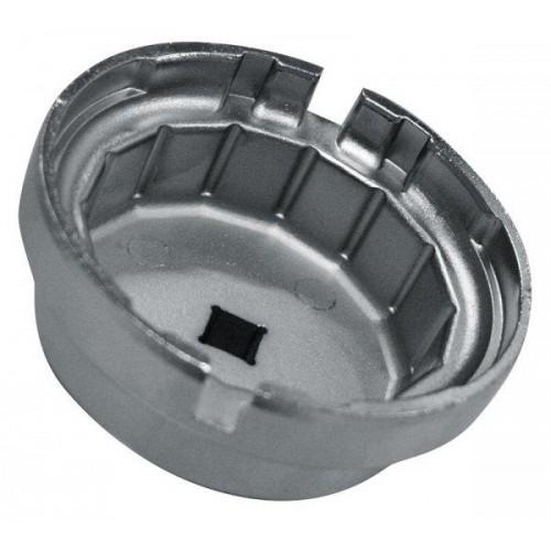 Ключ для снятия маслянного фильтра TOYOTA LEXUS 64,5мм/15граней (для 4, 6, 8 цилиндр ) ASTA A-CUPLE