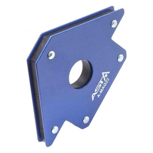 Магнитная струбцина для сварки 102х155х17 (22,0 кг) ASTA A-MAG22