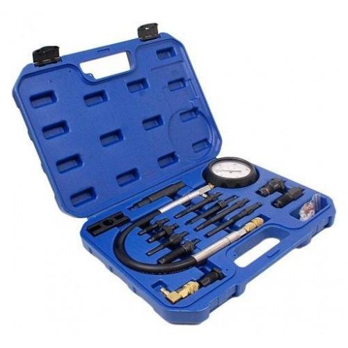 Компрессометр для дизельных двигателей 16ед. SATRA S-HCTK