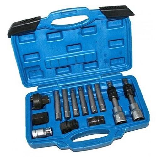 Набор ключей для альтернатора 13пр. SATRA S-XA13P