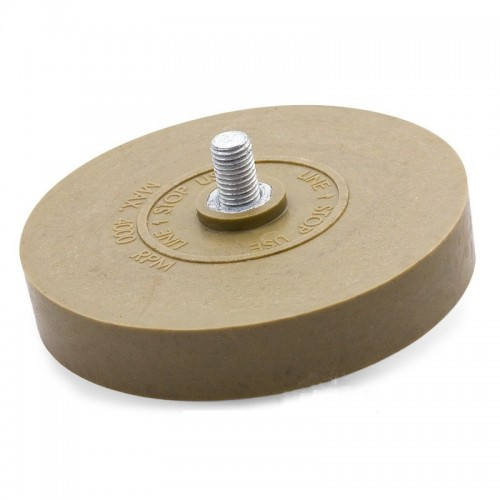 Резиновый диск к шлифмашинкам G128 ASTA A-128