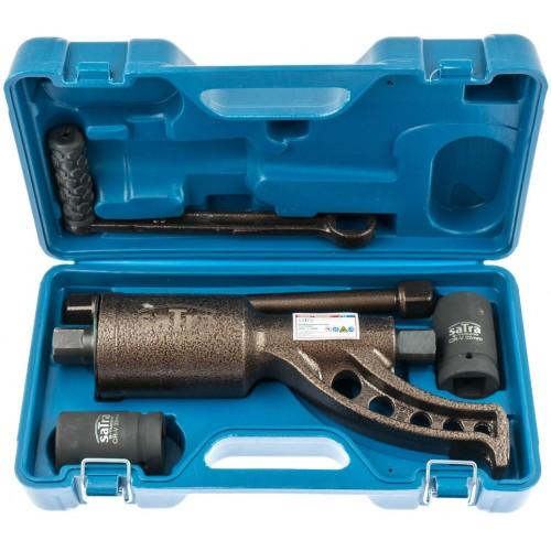 Ключ баллонный роторный (мультипликатор) 6200 Нм SATRA S-TM6200