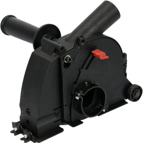 Кожух пылезащитный к УШМ для резки диск Ø125 мм YATO YT-82988