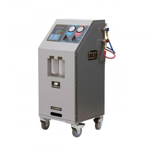 Полуавтоматическая установка для кондиционирования автомобилей R134A GrunBaum AC2000N