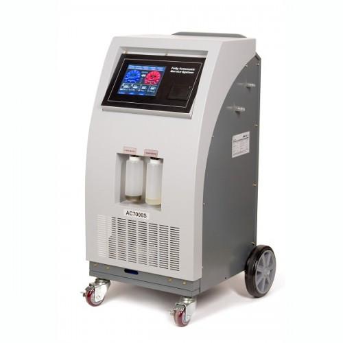Установка для заправки автокондиционеров  автоматическая, R134 GrunBaum AC7000S