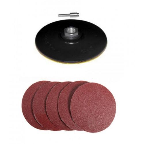 Набор дисков для пневмошлифовальной машины 2