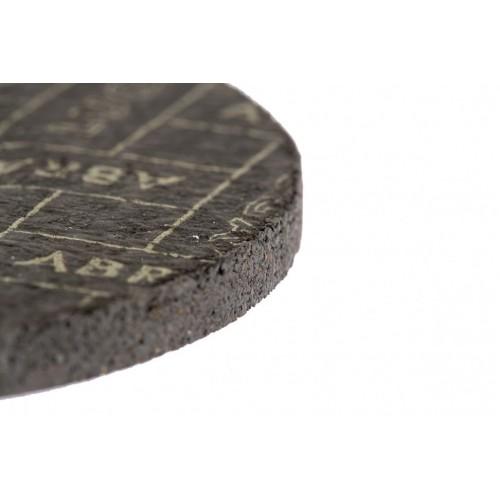 "Круг шлифовальный Ø=125х22.23 мм по металлу NINJA ""VIROK""  t=6 мм 65v025"