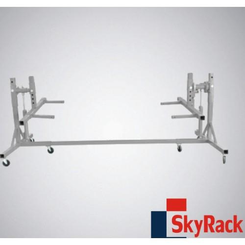 Стенд мобильный для работы с кузовами 1400 кг SkyRack SR-928