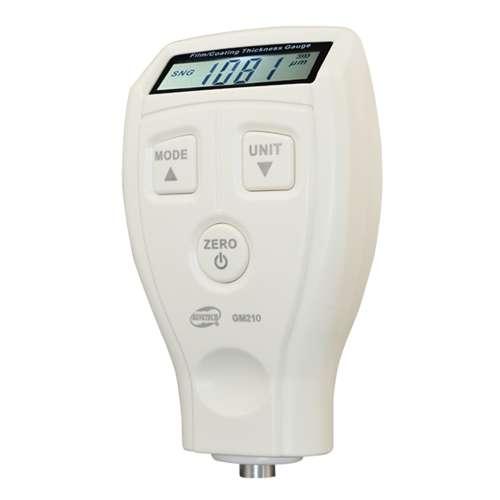 Толщиномер для лакокрасочного покрытия (0~1800 мкм) Benetech GM210