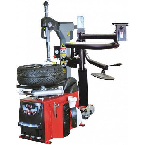 """Шиномонтажный стенд (автомат, захват диска от 10"""" до 26"""", + технороллер, пневмовзрыв, + Auto Hook) BRIGHT GT887NS-AL390 220V"""