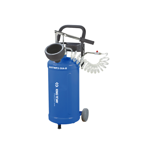 Ручная установка для раздачи масла с емкостью 30литров  KING TONY 9TWP2-30A-B