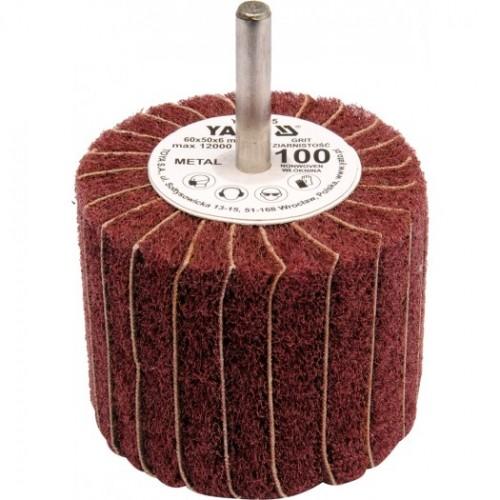 Круг лепестковый со шпинд. 60х50х6 P60