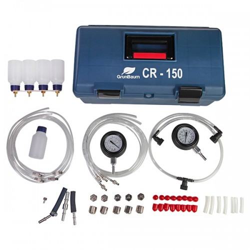 Тестер давления в системе Common Rail GrunBaum CR-150