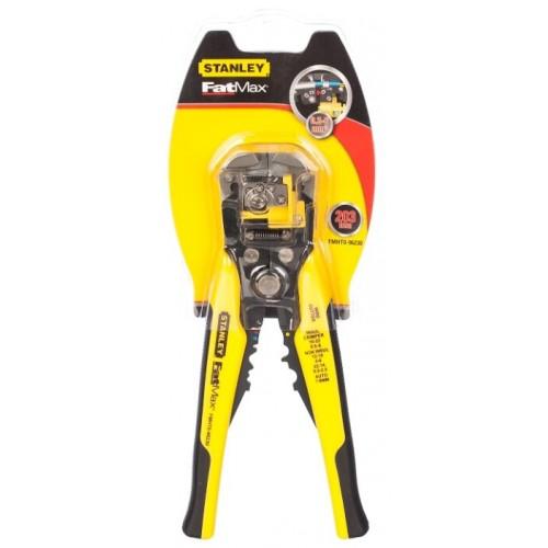 Инструмент для снятия изоляции с проводов  0.8-6 мм; STANLEY FatMax FMHT0-96230
