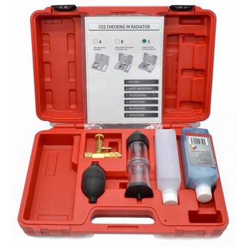 Тестер проверки охлаждающей жидкости на попадания отработавших газов 905G10 F