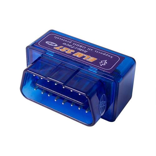 Диагностический Bluetooth мини  сканер OBD2 1.5 ELM327