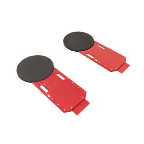 Комплект облегченных мобильных поворотных кругов (2шт) для грузовых автомобилей и автобусов - Made in USA - HUNTER  20-3271-1